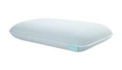 A tempur-pedic cloud cooling pro pillow