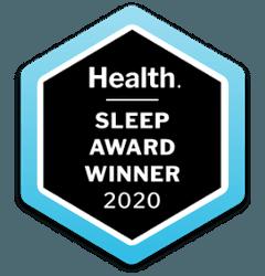 Health Award - Health. Sleep Award Winner 2020