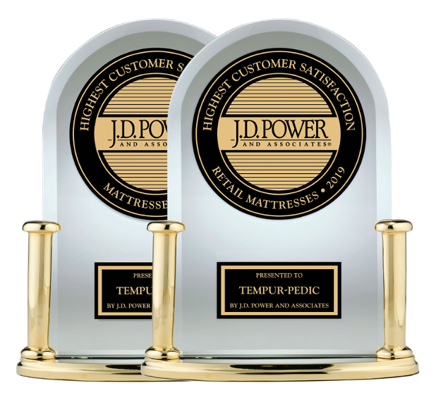 two J.D. Power awards