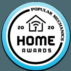 Popular Mechanics Home Awards Badge