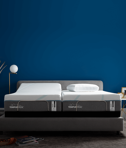 Why Switch To A Split King Tempur Pedic, How Do Split King Adjustable Beds Work With Bed Frames