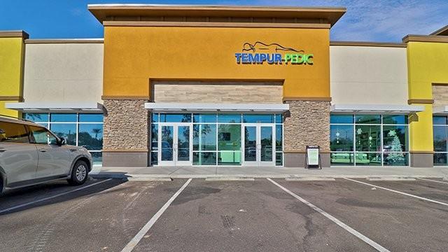 Tempur-Pedic® Glendale Storefront