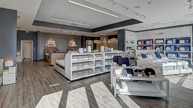 Inside Glendale Store