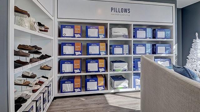 Pillow Wall