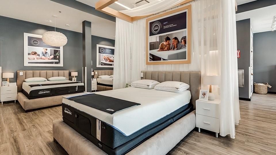 Tempur-Pedic Bed Pods