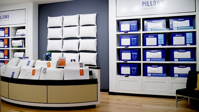 Tempur-Pedic® Pillow Wall