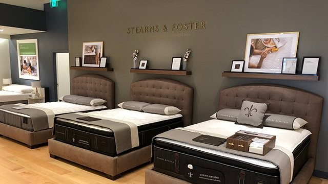 Stearns & Foster Bed Pods