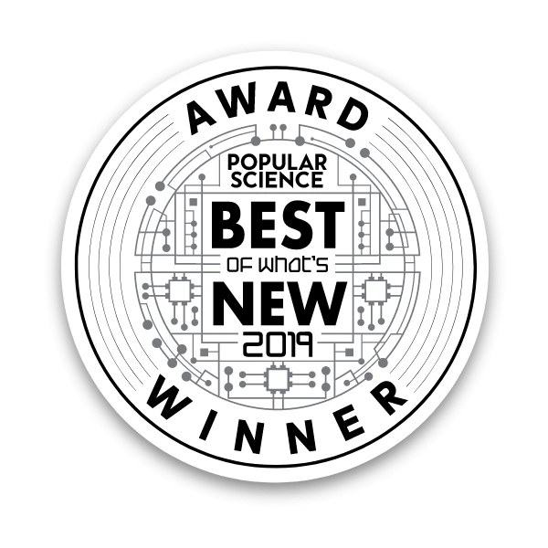 Popular Science Award - Best of what is new 2019