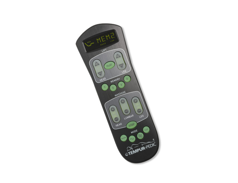 TEMPUR Ergo Grand Wireless Remote