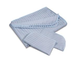 Egyptian Cotton Duvet Cover and Shams