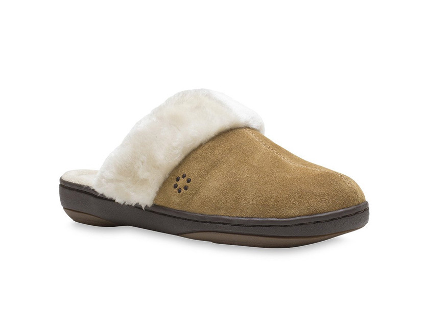 Women's Suede Slide