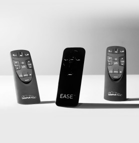 EASE, Ergo & Ergo Extend Wireless Remotes
