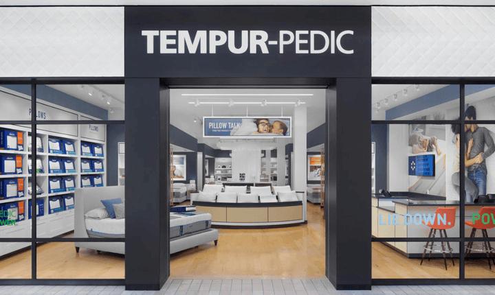 tempur pedic store