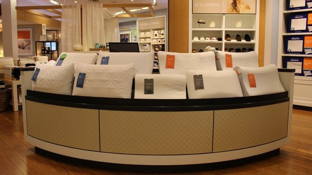 Tempur-Pedic® Pillow Bar