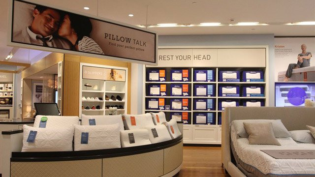 Tempur-Pedic® Pillows and Slippers