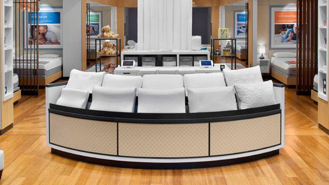 Tempur-Pedic® Pillow Bar