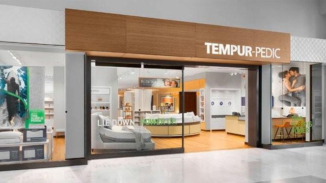 Tempur-Pedic® SouthPark Storefront
