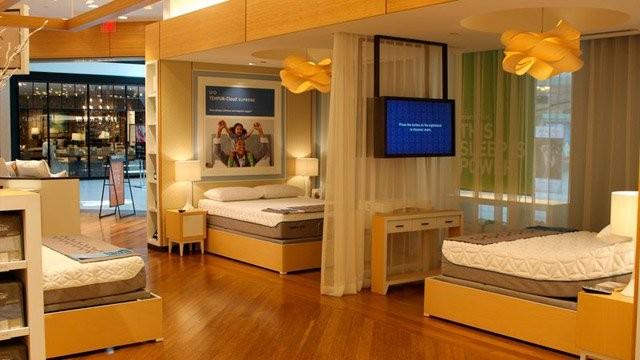 Semi-private Bed Pods
