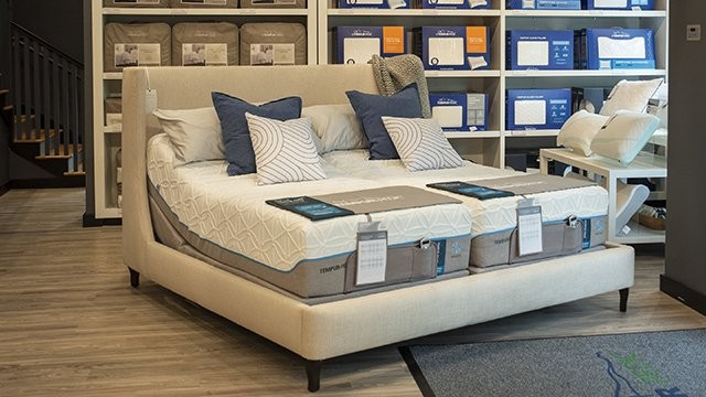 Tempur-Pedic Split King Bed