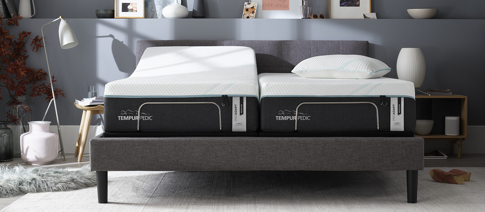 Adjustable Bed Base >> TEMPUR-ProAdapt® | Tempur-Pedic
