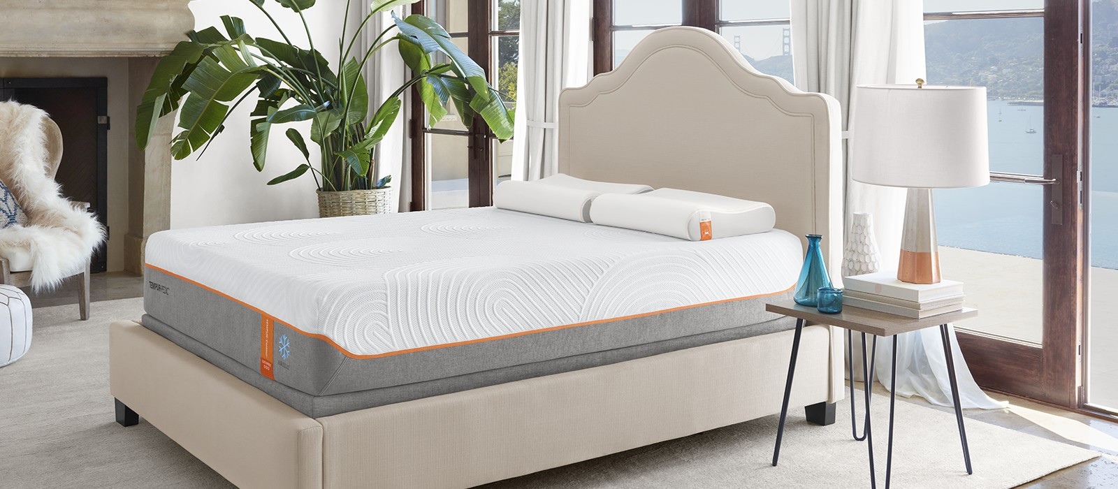 my new tempER pedic bed makes my back ache like it hasnt ached for 4 years. it has absolutly no support. the only reason im not crippled is because i am proactive in my daily stretching and back exercises, am i the only one on the face of the earth who thinks .