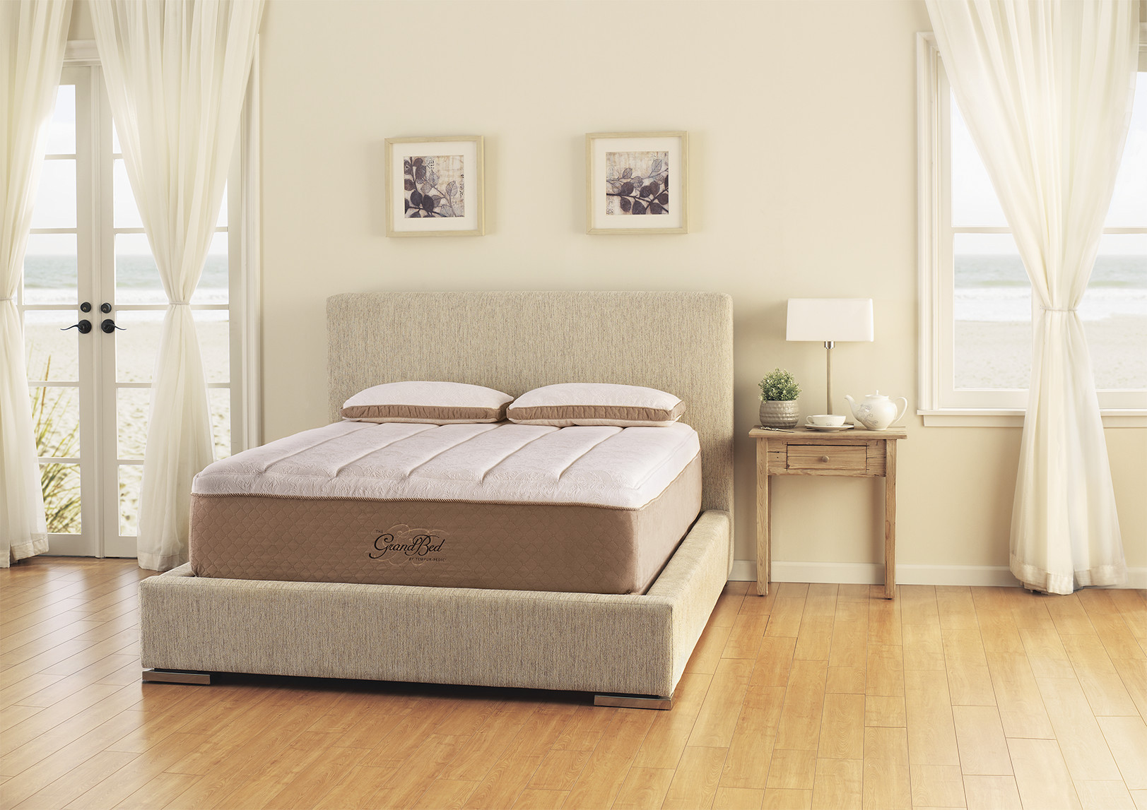 Tempurpedic Mattress Reviews >> GrandBed by Tempur-Pedic | Tempur-Pedic