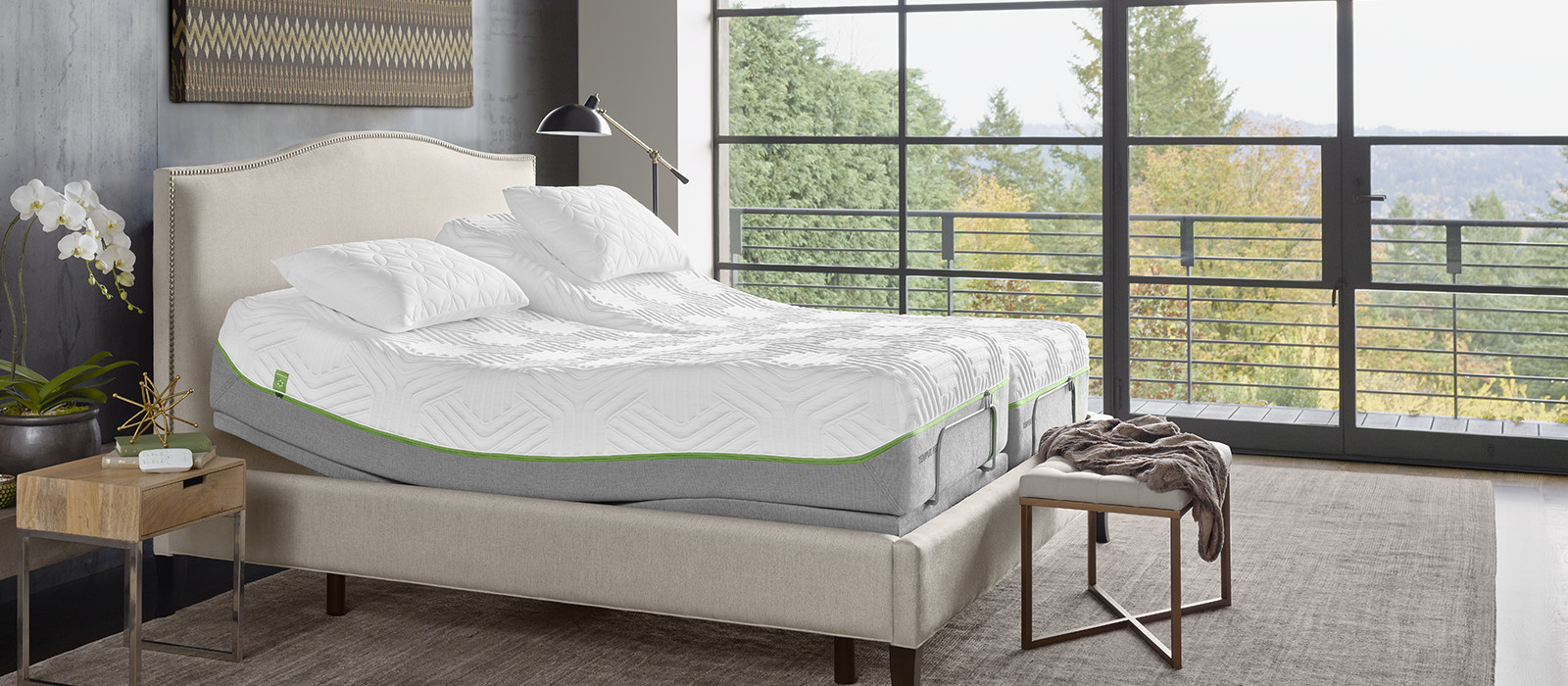 tempurergo plus adjustable base tempurpedic - King Size Tempurpedic